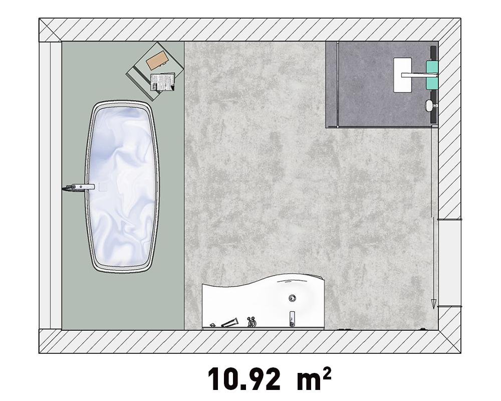 Plan d'implantation collection design
