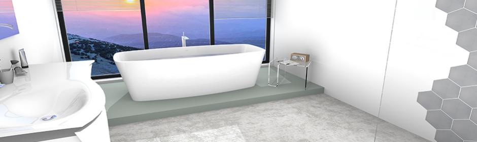 visuel inspiration salle de bain ambiance design