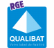Logo du label RGE Qualibat