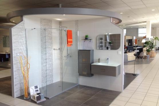 Showroom salle de bains VERTOU