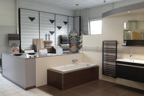 Captivant Showroom Salle De Bains VERTOU