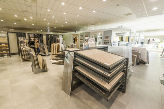 Showroom carrelage LA FERRIERE