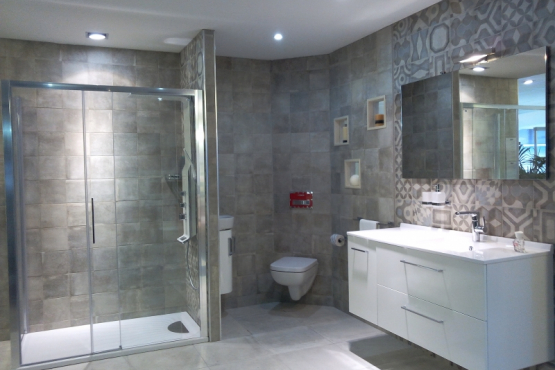 Showroom salle de bains LA SÉGUINIÈRE