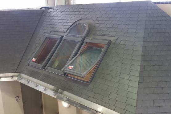 Showroom toiture CHEMILLÉ