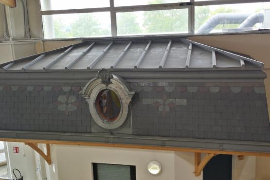Showroom toiture CHEMILLE