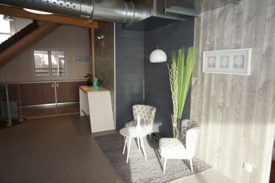 Showroom amenagement interieur Martigné sur Mayenne