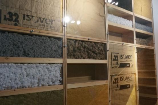 Showroom ossature bois Martigné sur Mayenne