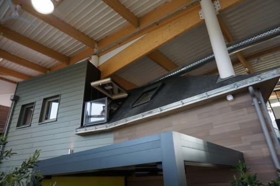 Showroom toiture Martigné sur Mayenne