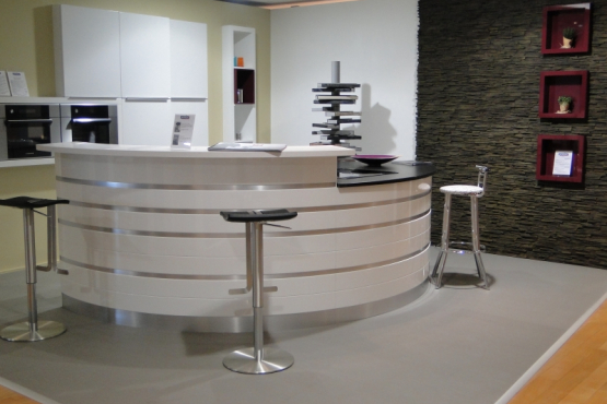 Showroom cuisine LA FERRIERE