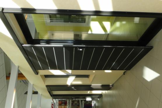 Showroom menuiserie et portes de garage LA FERRIERE