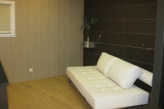 Showroom amenagement interieur LA FERRIERE