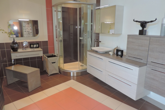 Ancenis artip le for Showroom salle de bain