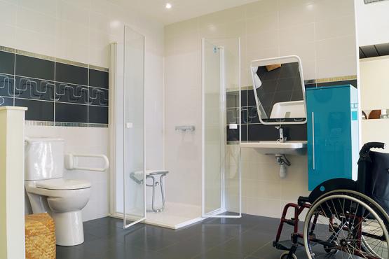 Showroom mobilite reduite Lagord