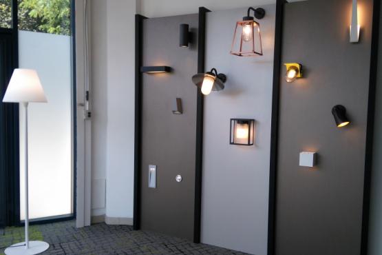 Showroom electricite eclairage MERIGNAC