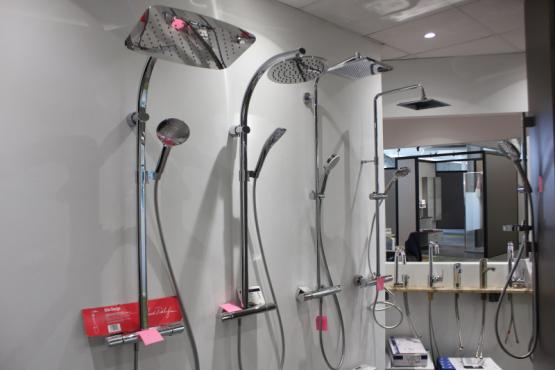Showroom plomberie sanitaire MERIGNAC