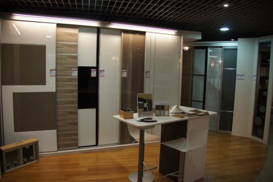 Showroom amenagement interieur CHÂTILLON/THOUET