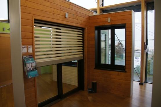 Showroom menuiserie et portes de garage CHÂTILLON/THOUET
