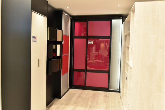 Showroom amenagement interieur LE MANS