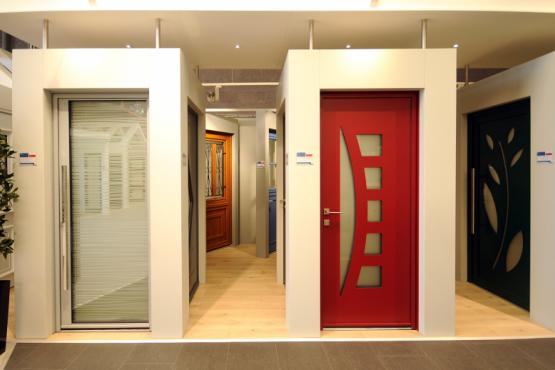 Showroom menuiserie exterieure LE MANS
