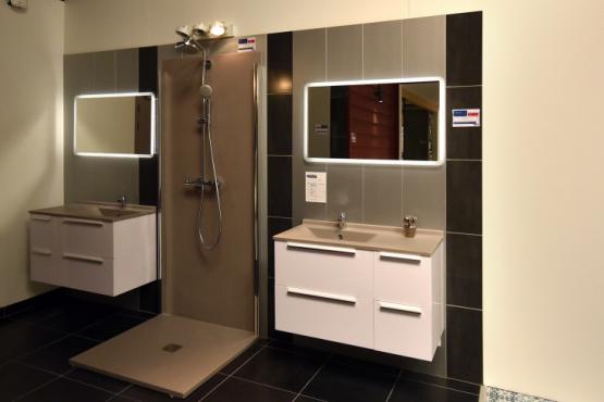 Showroom salle de bains LE MANS