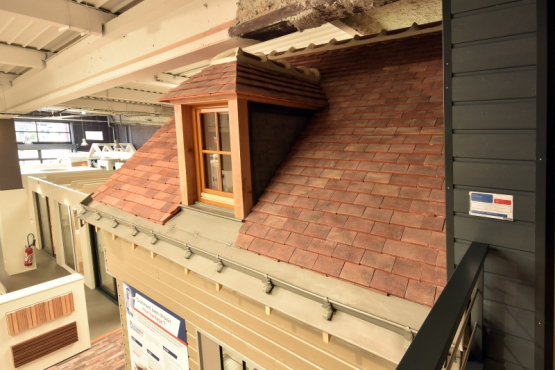 Showroom toiture LE MANS