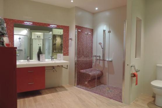 Showroom mobilite reduite ANCENIS