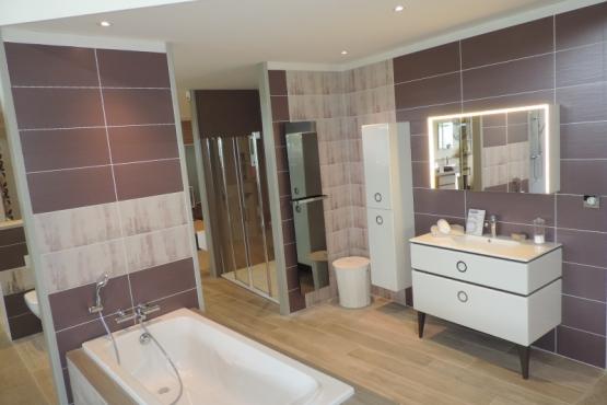 Showroom salle de bains ANCENIS