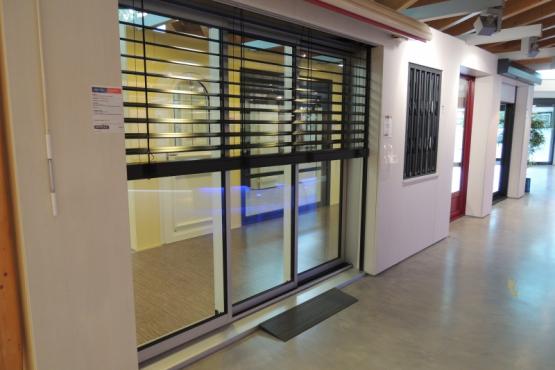 Showroom menuiserie et portes de garage PLESCOP