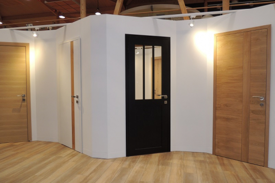 Showroom menuiserie interieure PLESCOP