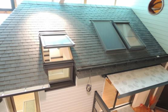Showroom toiture PLESCOP