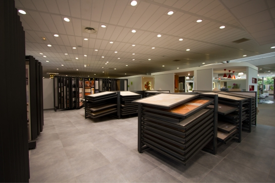Showroom carrelage PLESCOP