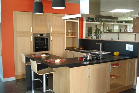 Showroom cuisine SAINT NAZAIRE