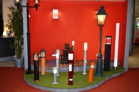 Showroom exterieur Martigné sur Mayenne