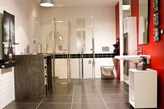 Showroom mobilite reduite LANDIVISIAU