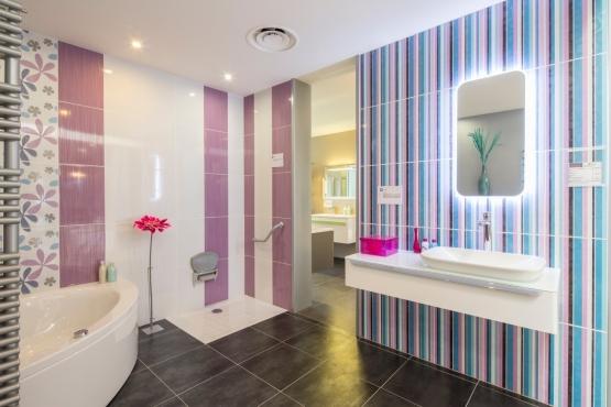 Showroom mobilite reduite PLESCOP