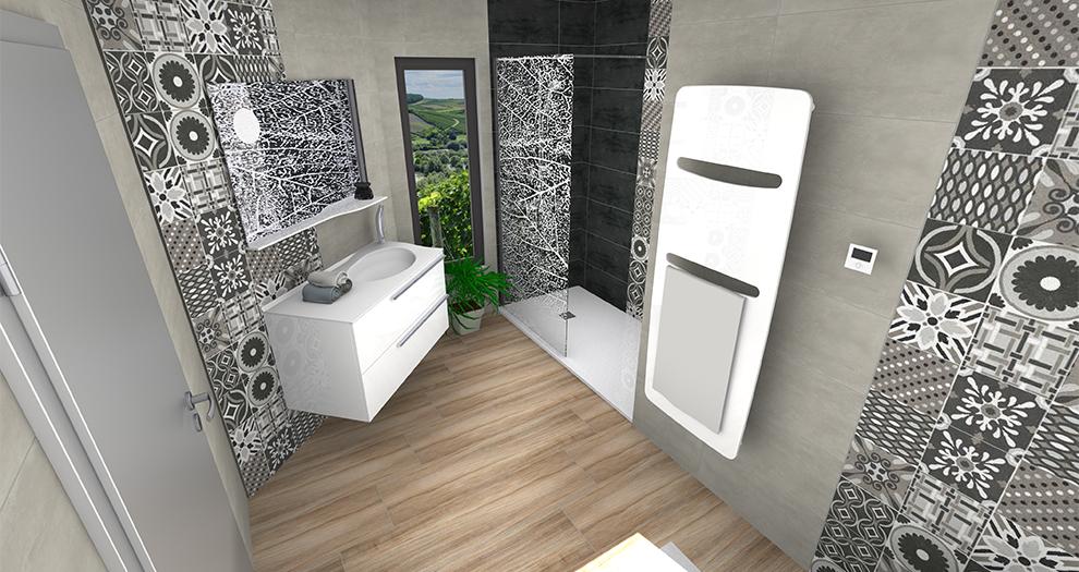 visuel salle de bain ambiance collection moderrn