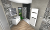 visuel salle de bain ambiance collection modern